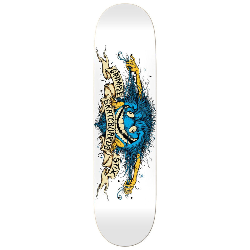 Anti-Hero Grimple Stix Eagle Deck - 8.7 Product Photo