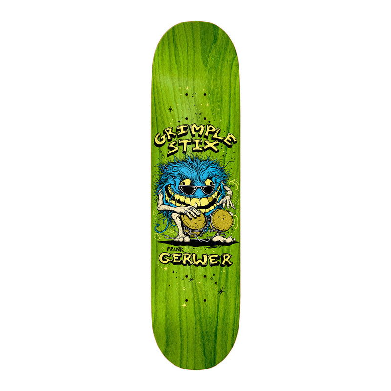 Anti-Hero Grimple Family Band Gerwer Deck Product Photo