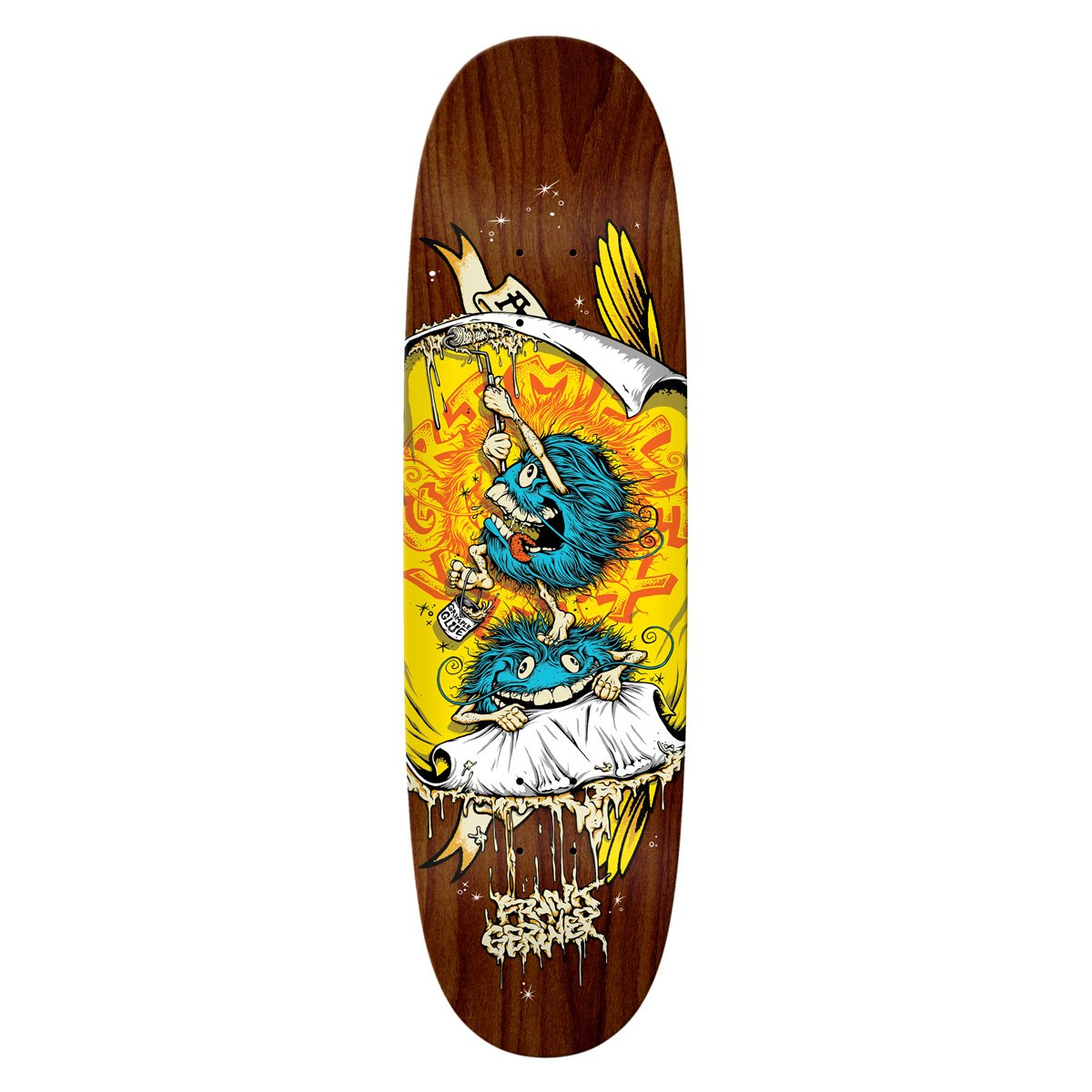 Anti-Hero Grimple Stix Glue Deck Product Photo #1