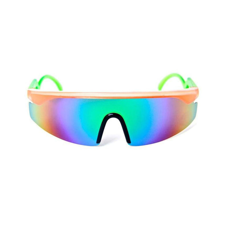 Happy Hour Accelerator Sunglasses - Orange/Green Product Photo