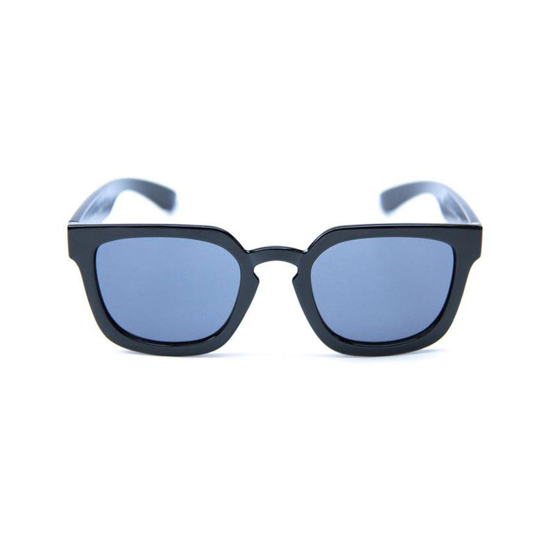 Happy Hour Wolf Pup Sunglasses - Gloss Black Product Photo