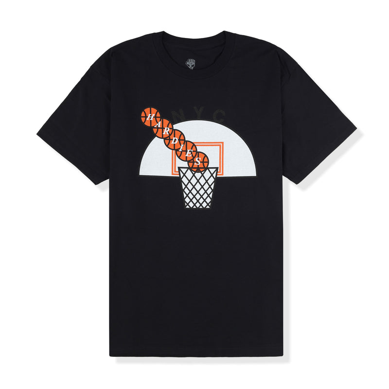 Hardies Hoops Tee Product Photo