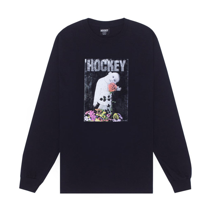 Hockey Happy Place Longsleeve Tee Product Photo