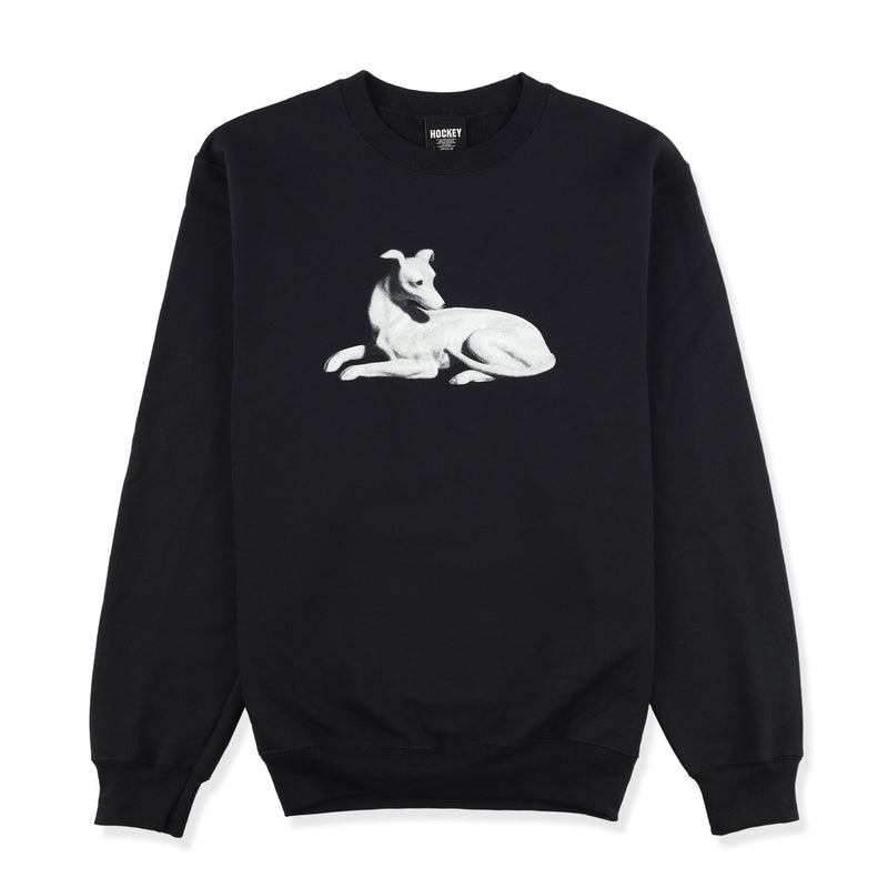 Hockey Porceline Greyhound Crewneck Product Photo