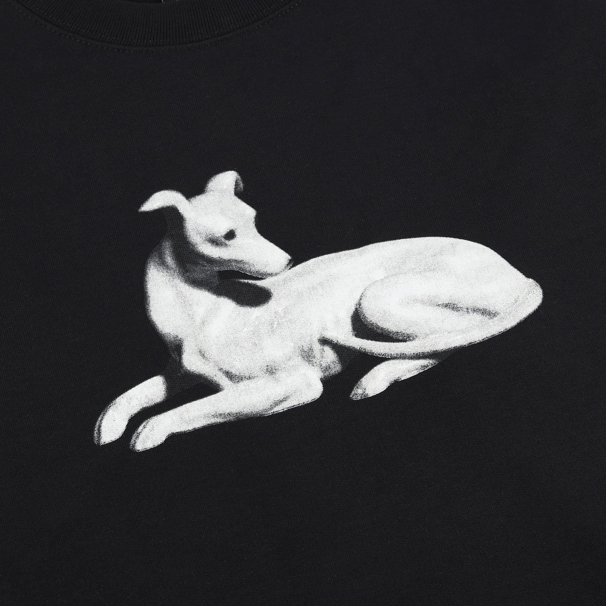 Hockey Porceline Greyhound Crewneck Product Photo #2
