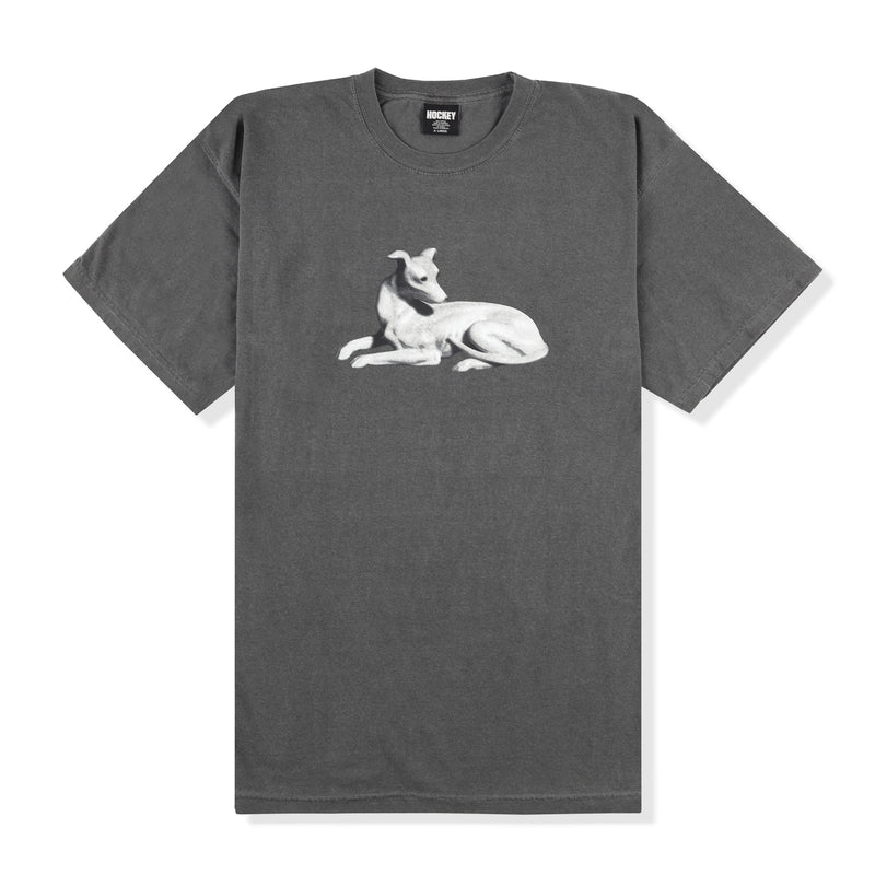 Hockey Porceline Greyhound Tee Product Photo