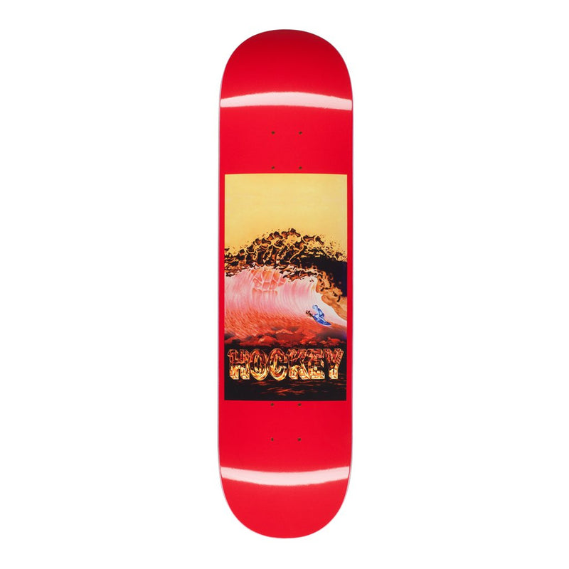 Hockey Silver Surfer Deck Product Photo