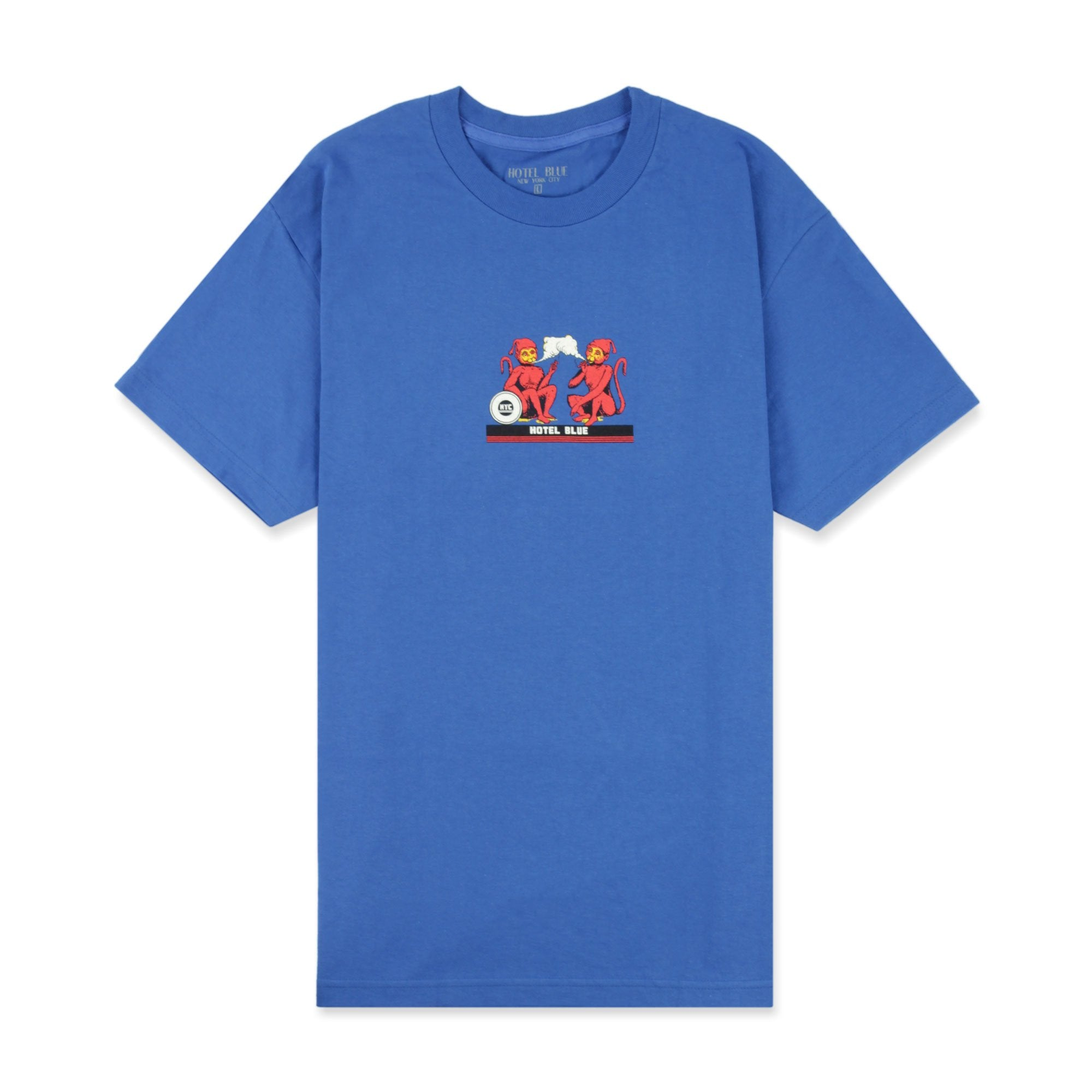 Hotel Blue Monkey Tee Product Photo #1