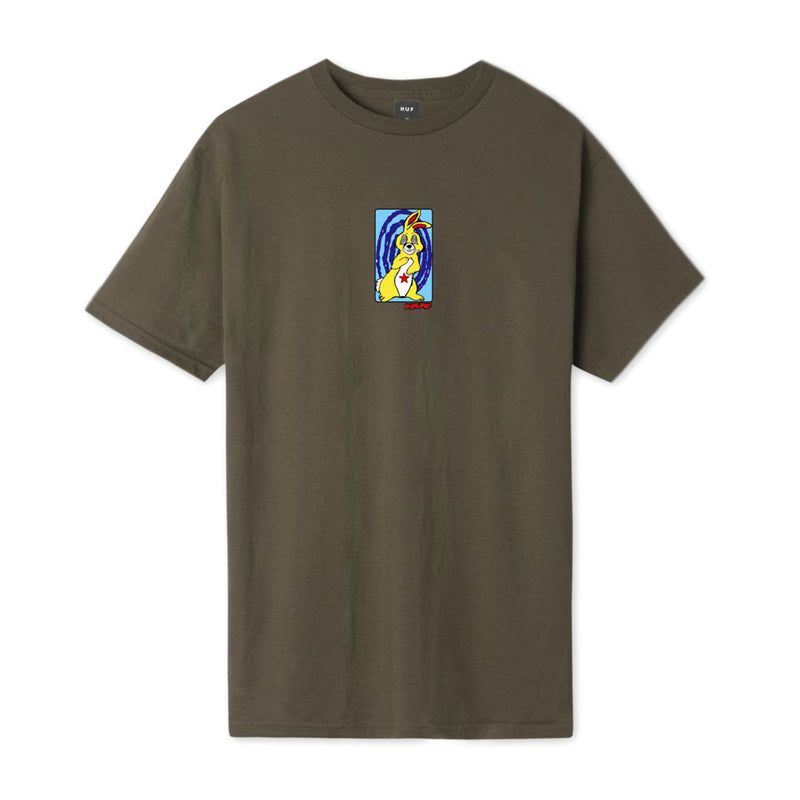 HUF Messed Up Bunny Tee Product Photo