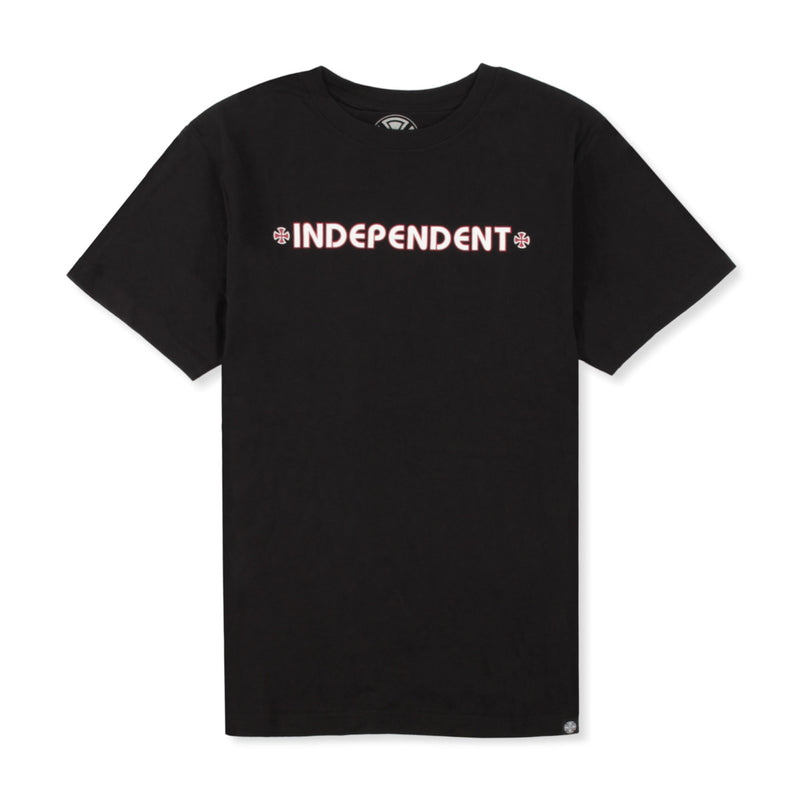 Independent Bar Cross Tee (Youth) Product Photo