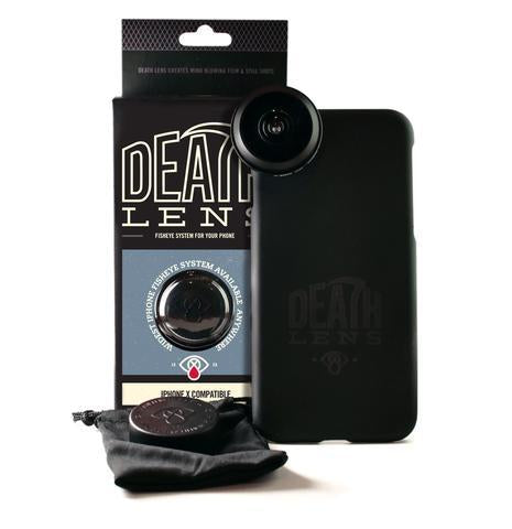 Death Lens Fisheye - Iphone X Product Photo #1