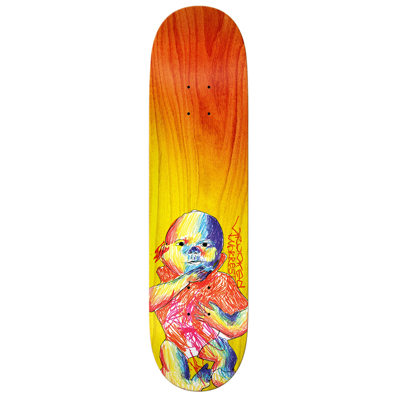 Krooked Baby Worrest Deck - 8.5 Product Photo