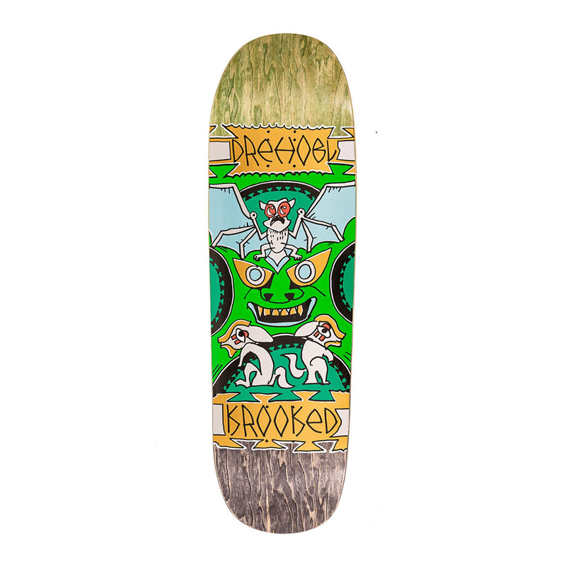 Krooked Drehobl Bat Deck 9.25 Product Photo
