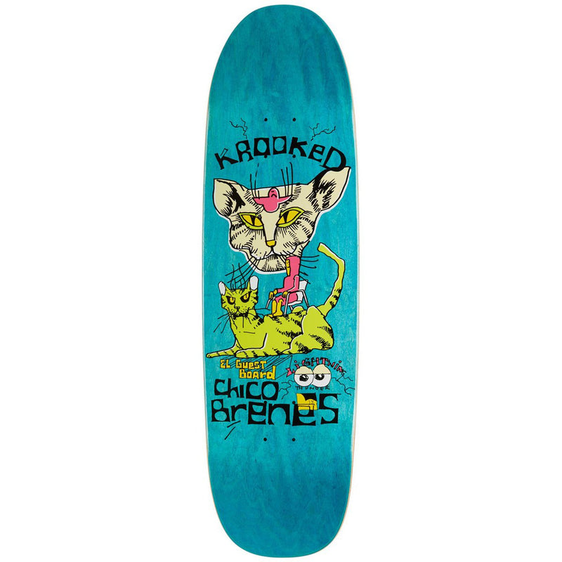 Krooked Krooked Chico Guest Deck - 9.0 Product Photo