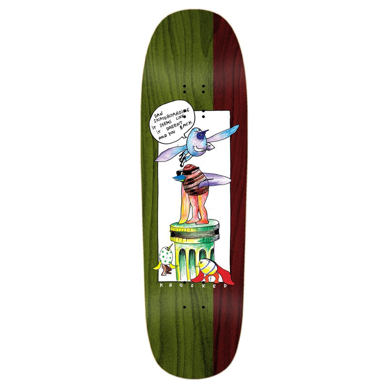 Krooked Pedistol Deck Product Photo