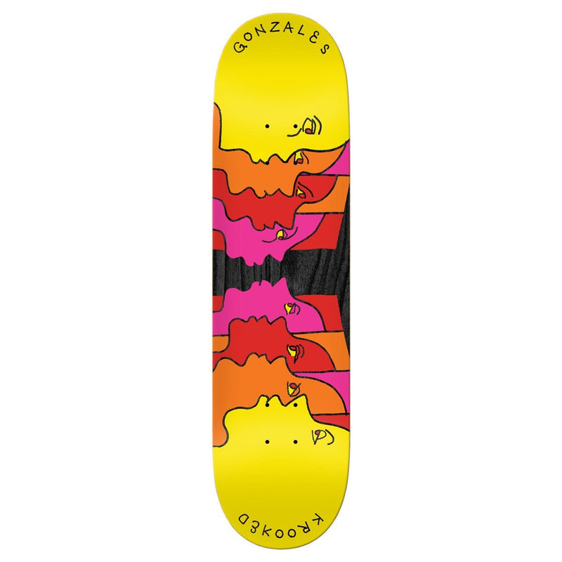 Krooked Faceoff Deck Product Photo