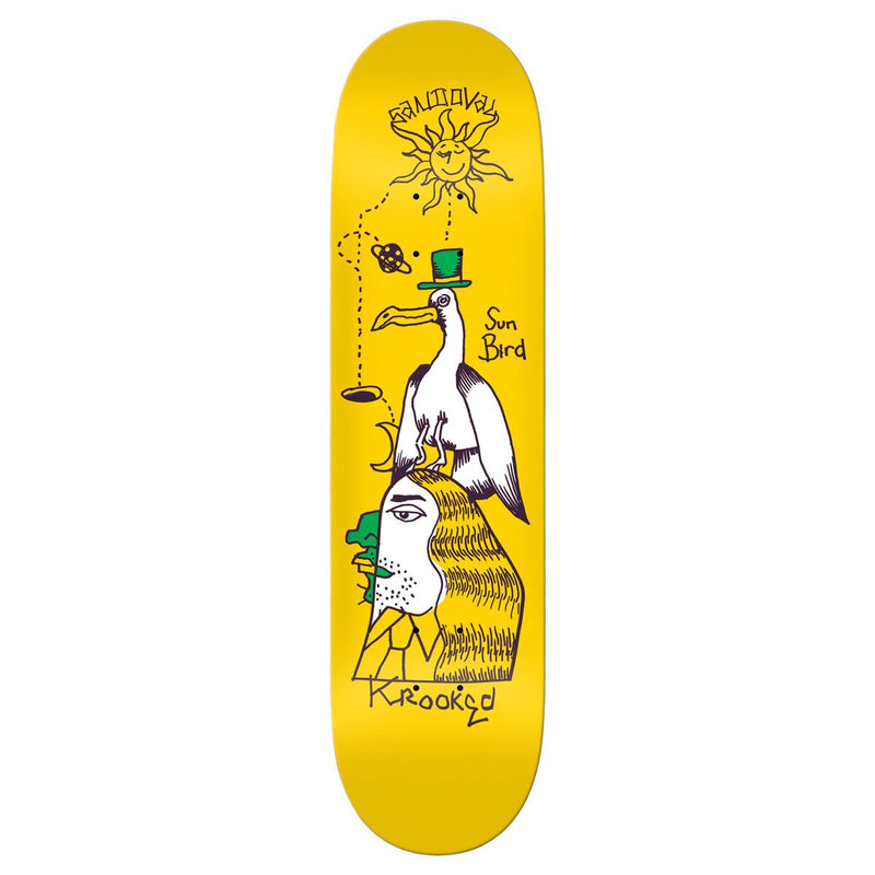 Krooked Sunbird Deck Product Photo