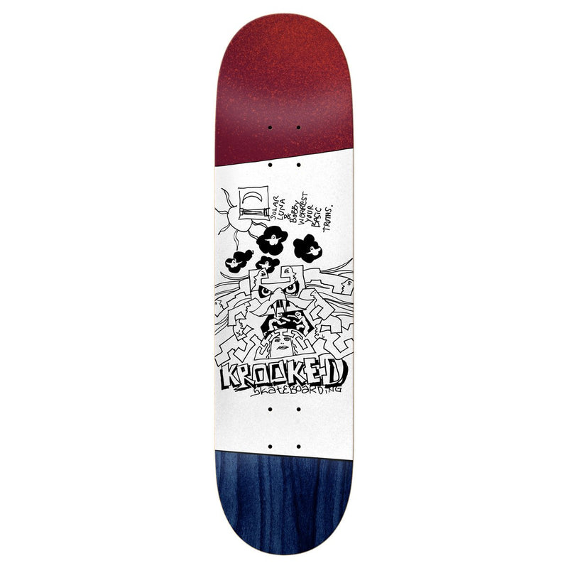 Krooked Truths Deck Product Photo