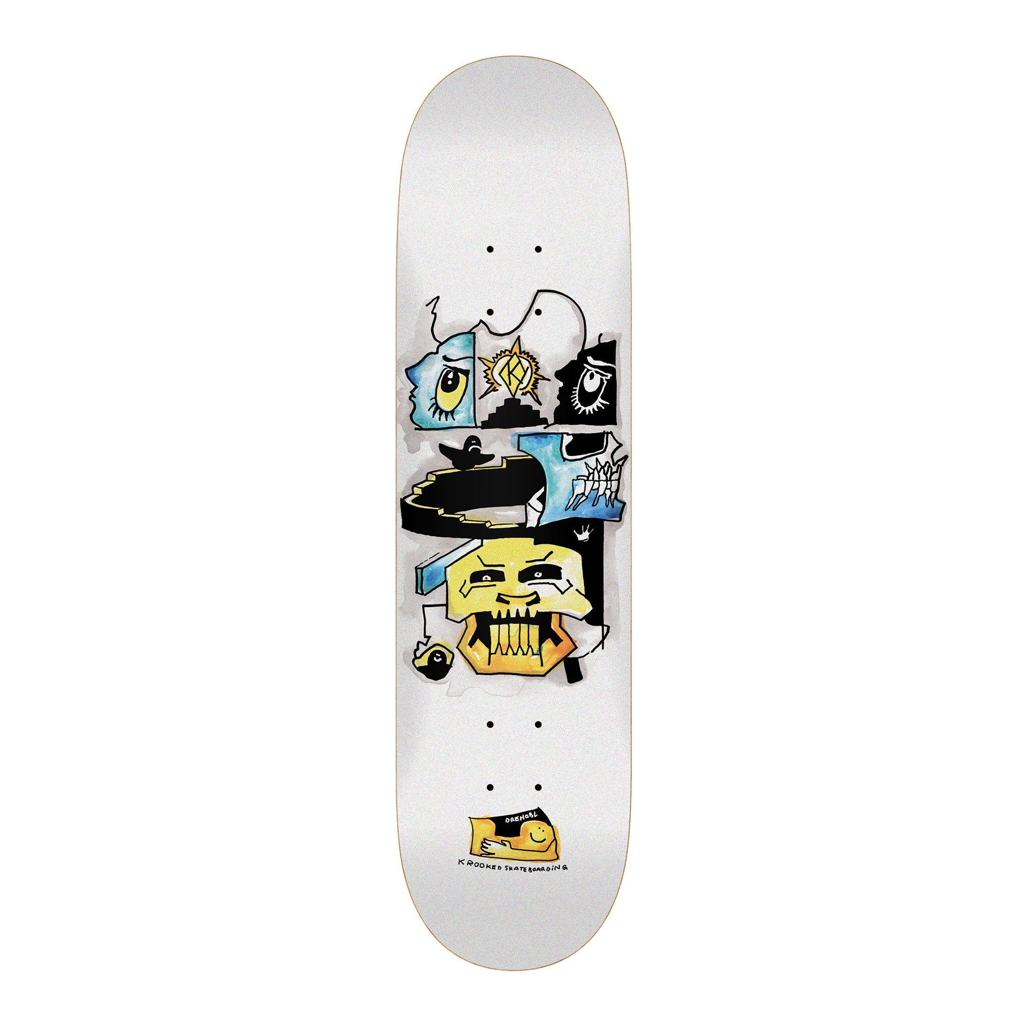 Krooked Gibson Drehobl Deck Product Photo #1