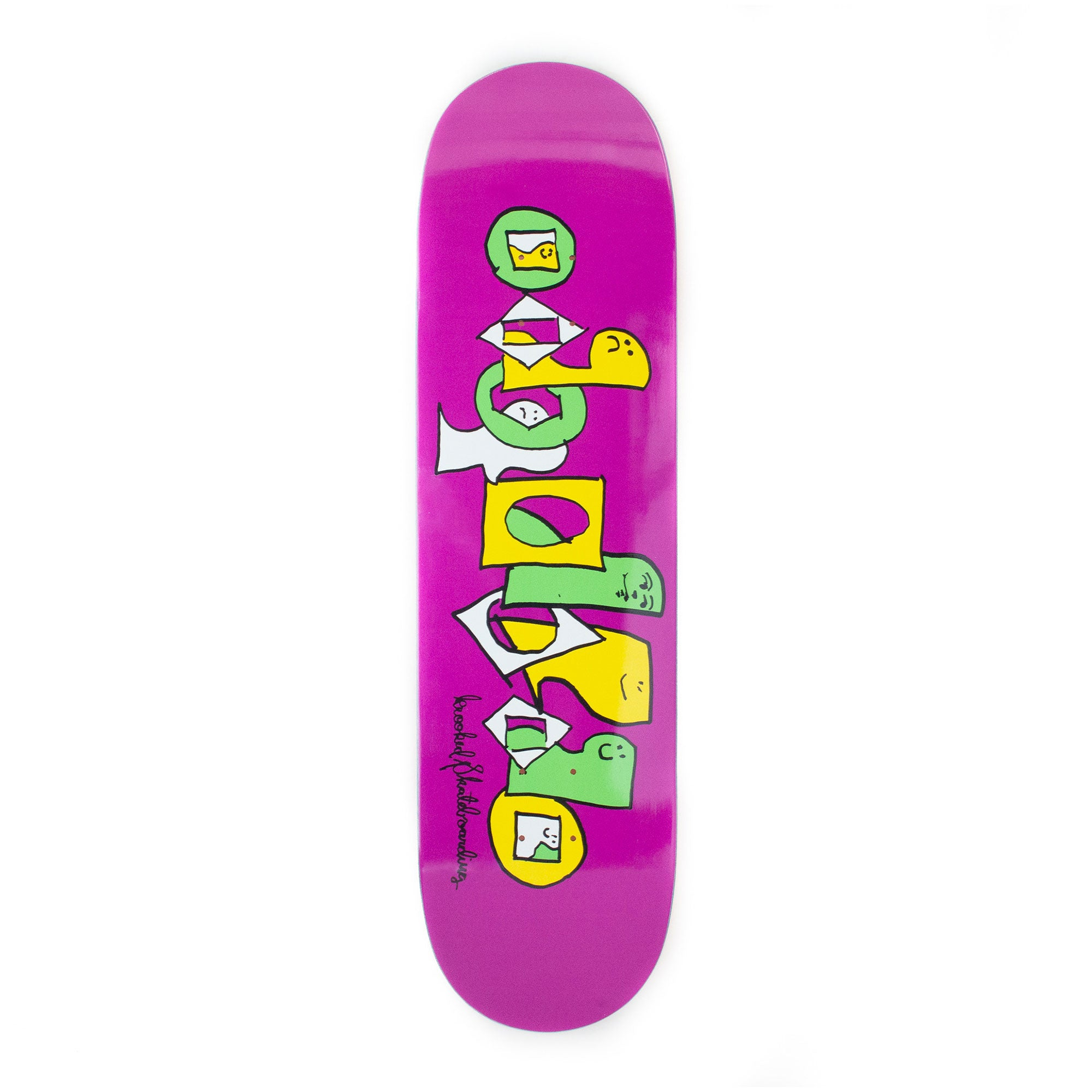 Krooked Team Pals Deck Product Photo #1