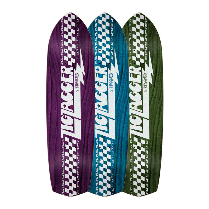 Krooked Zip Zagger Deck Product Photo