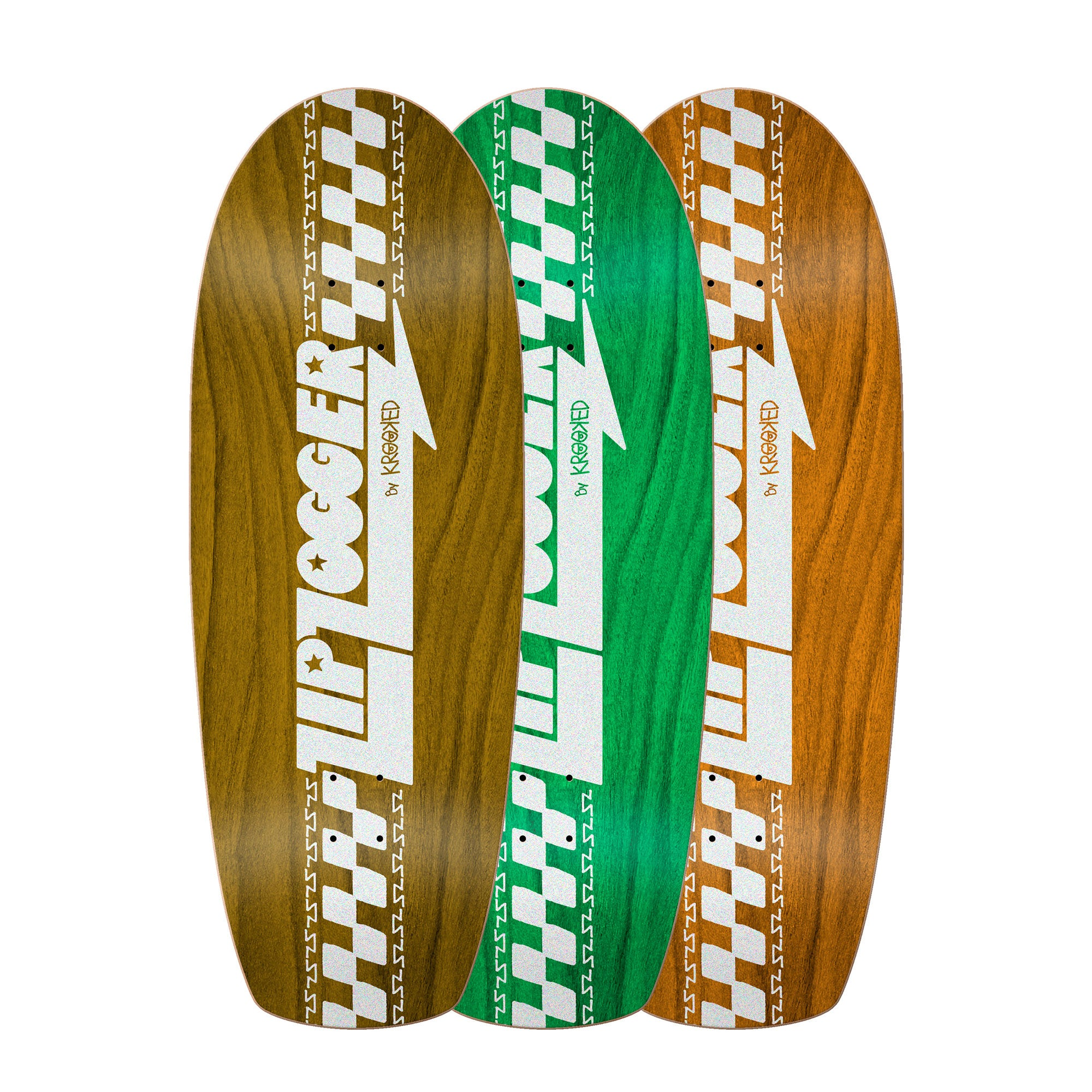 Krooked Zip Zogger Classic Deck Product Photo #1