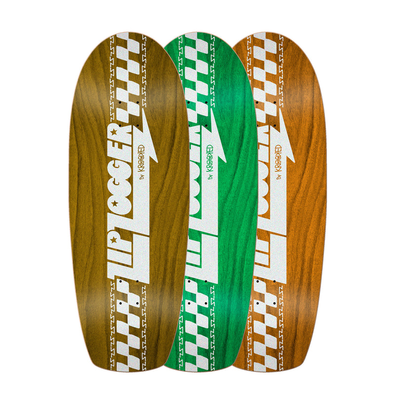 Krooked Zip Zogger Classic Deck Product Photo