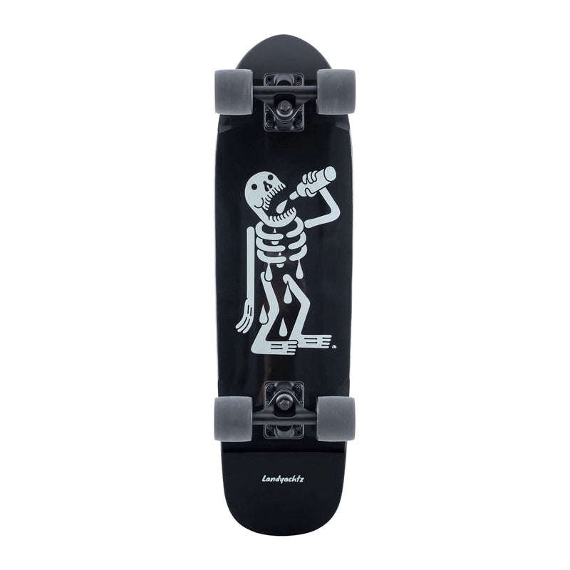 Landyachtz Dinghy Classic Skeleton Complete Product Photo
