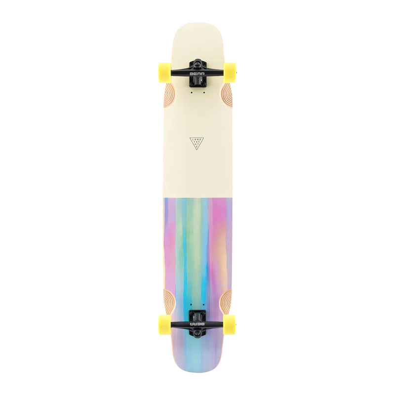 Landyachtz Stratus 46 Watercolour Complete Product Photo