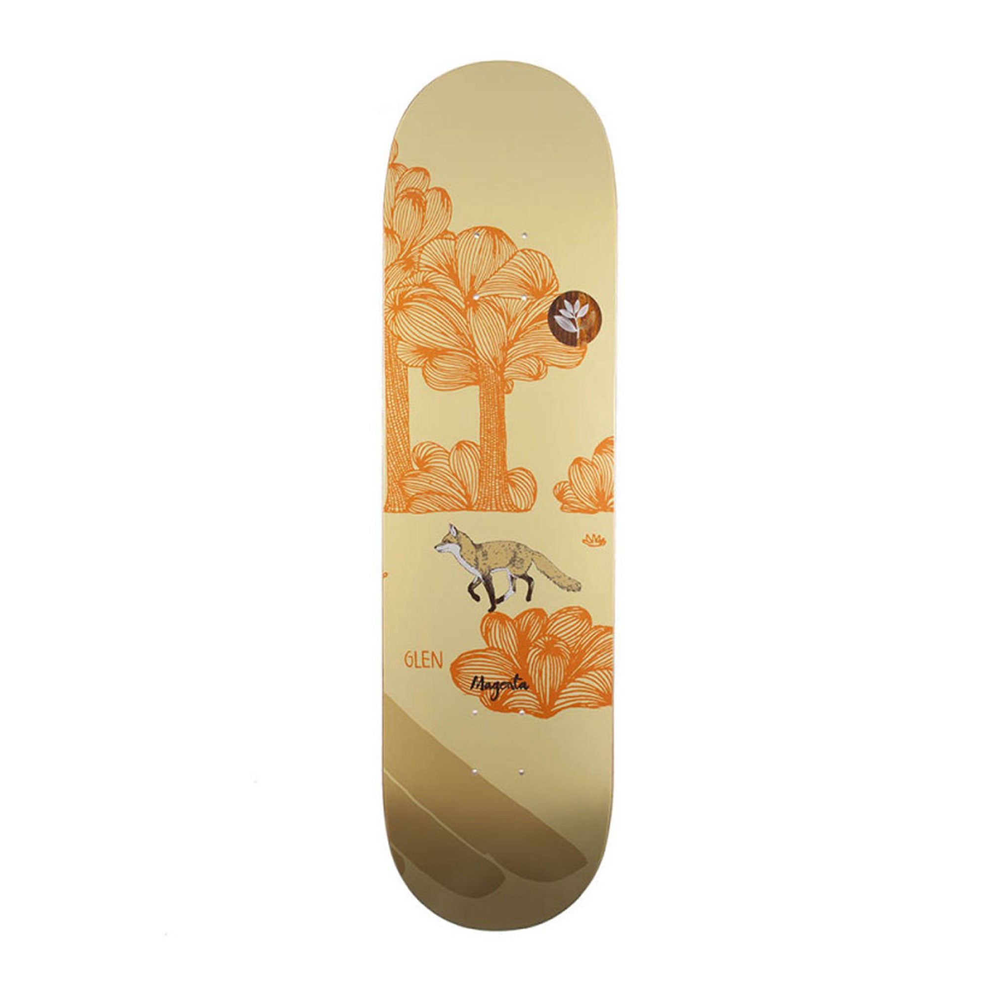 Magenta Leap Fox Deck Product Photo #1