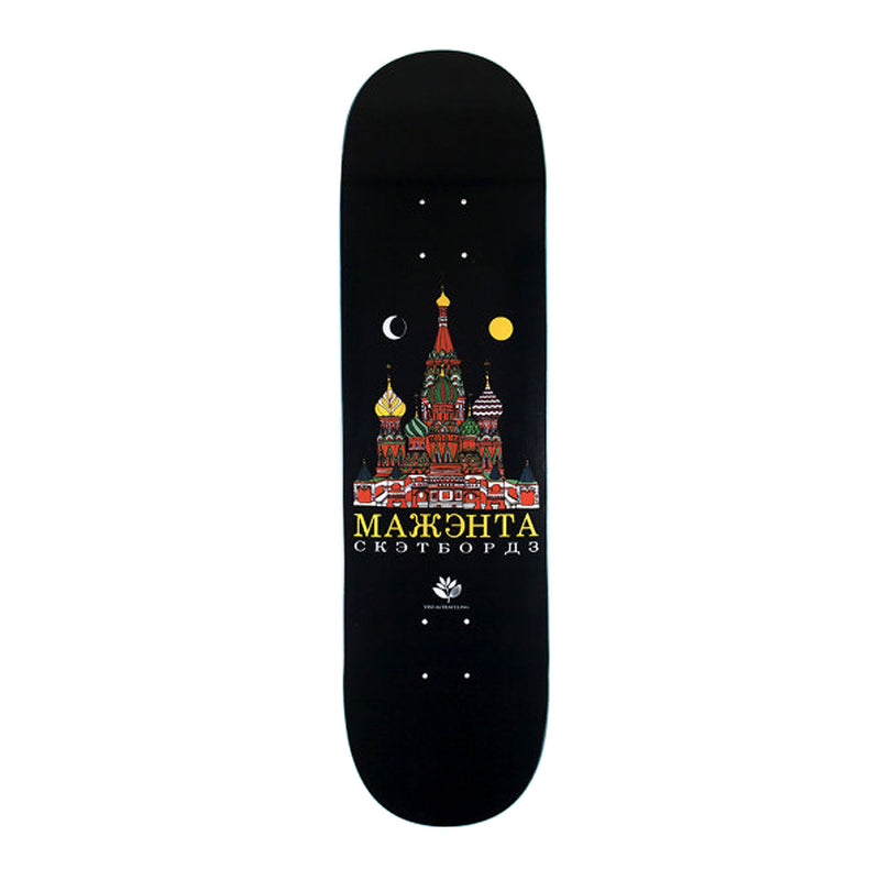 Magenta Moscou Deck Product Photo