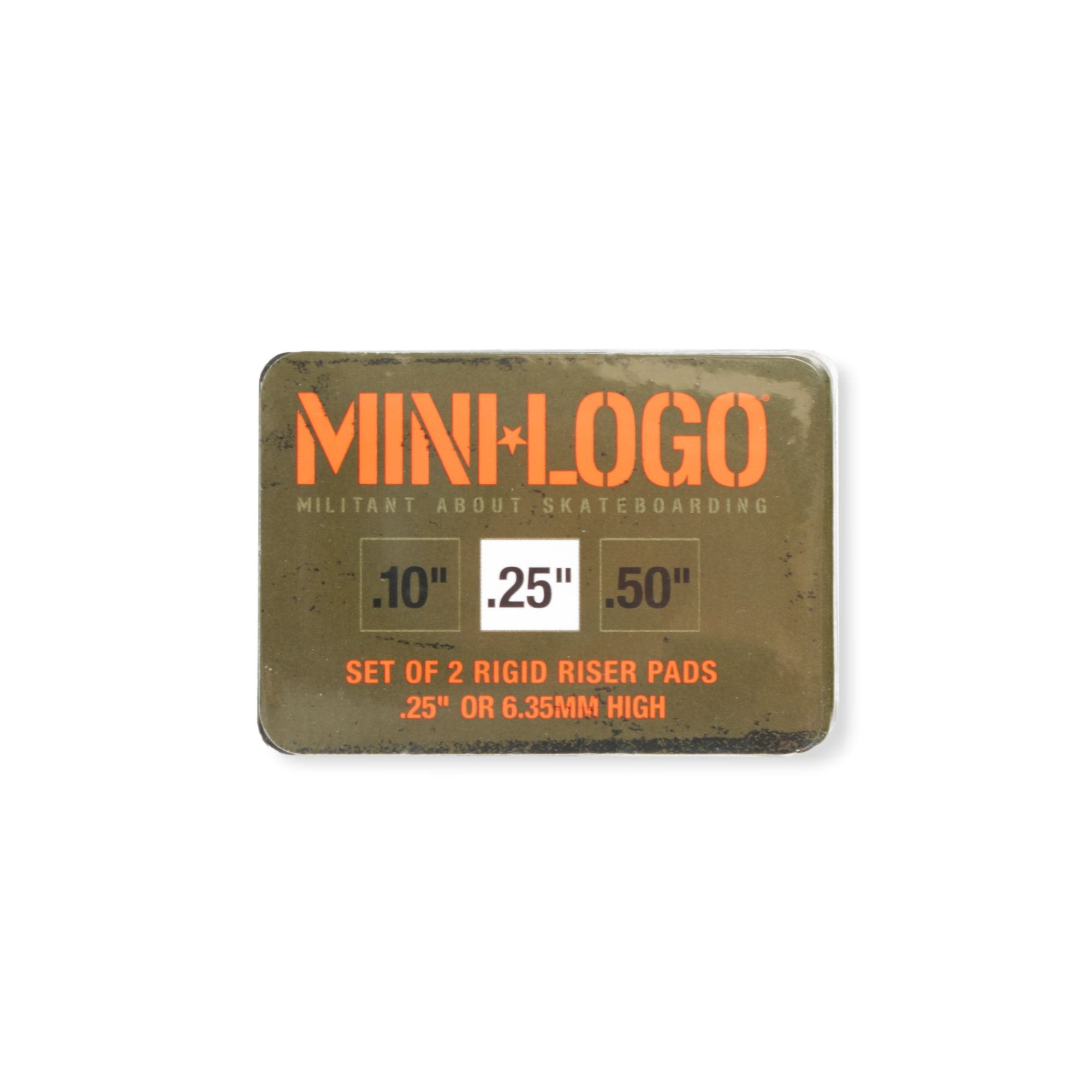 Powell Mini Logo Riser Pads Product Photo #1