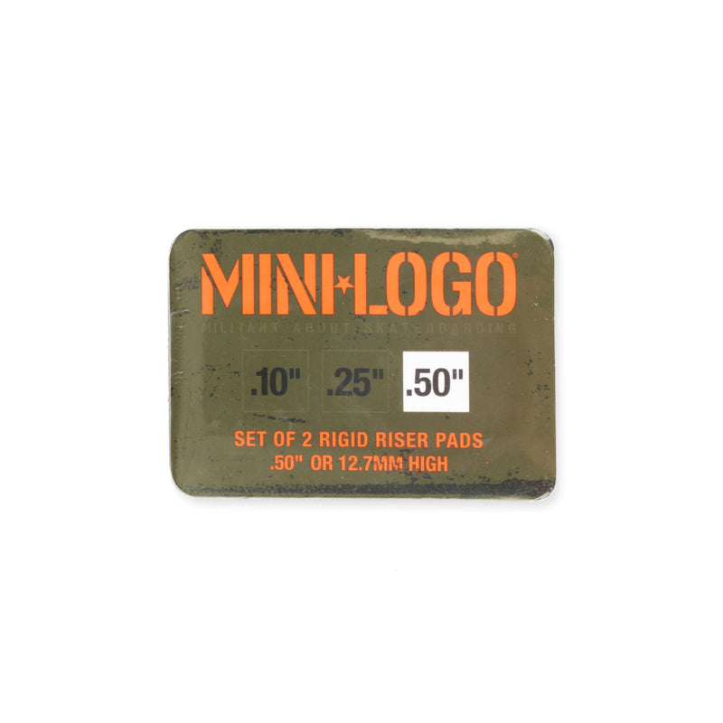 Powell Mini Logo Riser Pads Product Photo