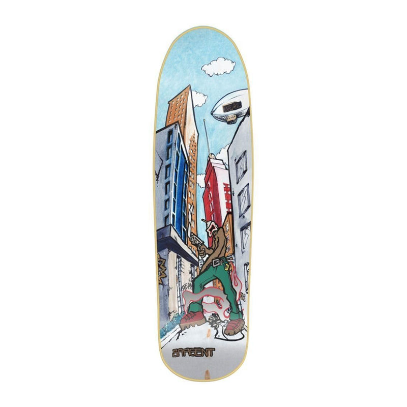 New Deal Sargent Invader Slick Deck Product Photo