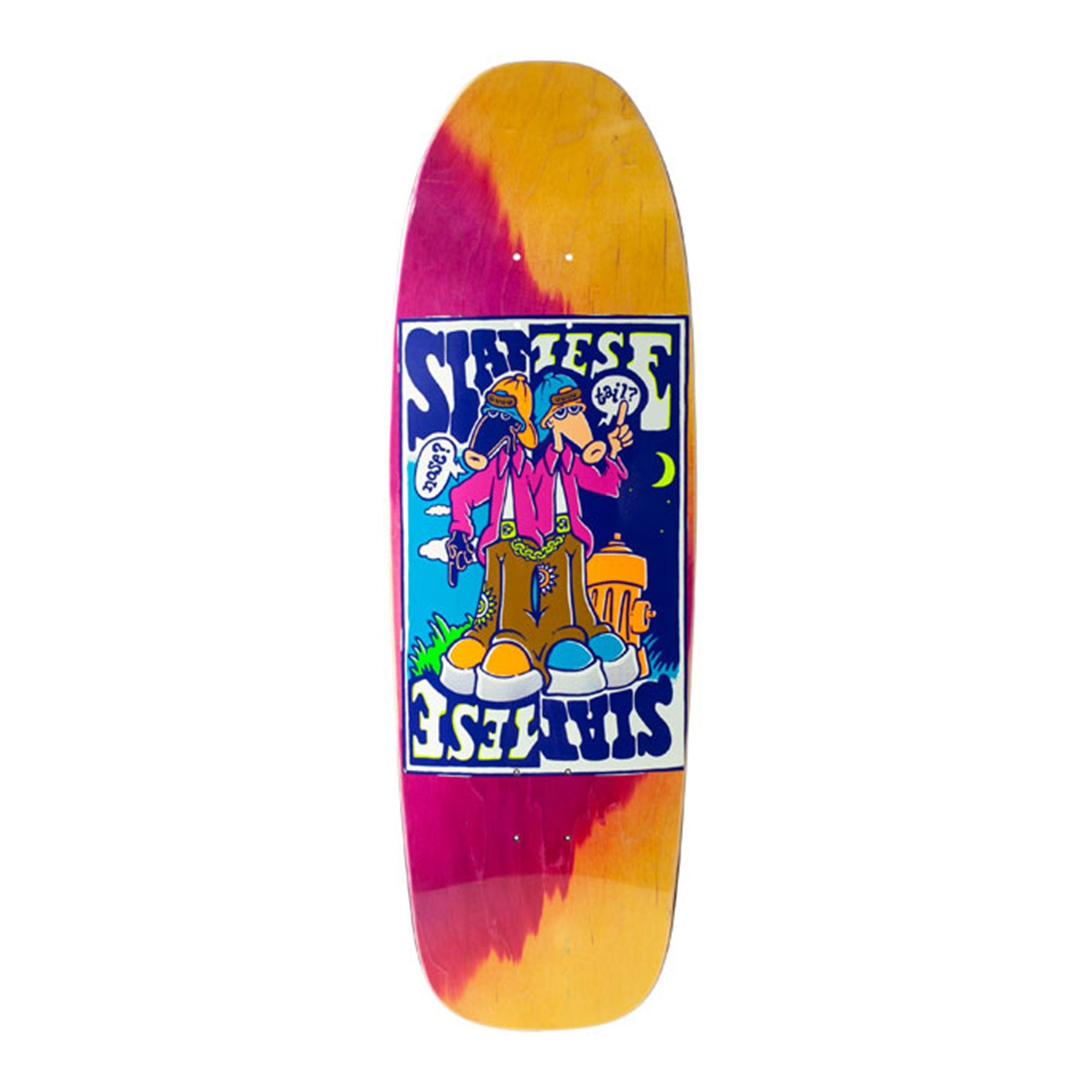 New Deal Siamese Deck Product Photo #1