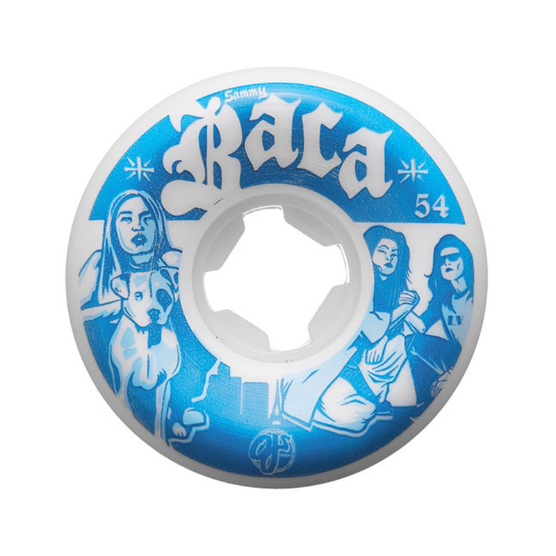 Ojs Baca Vegas 2 Elite Mini Combo Wheels Product Photo