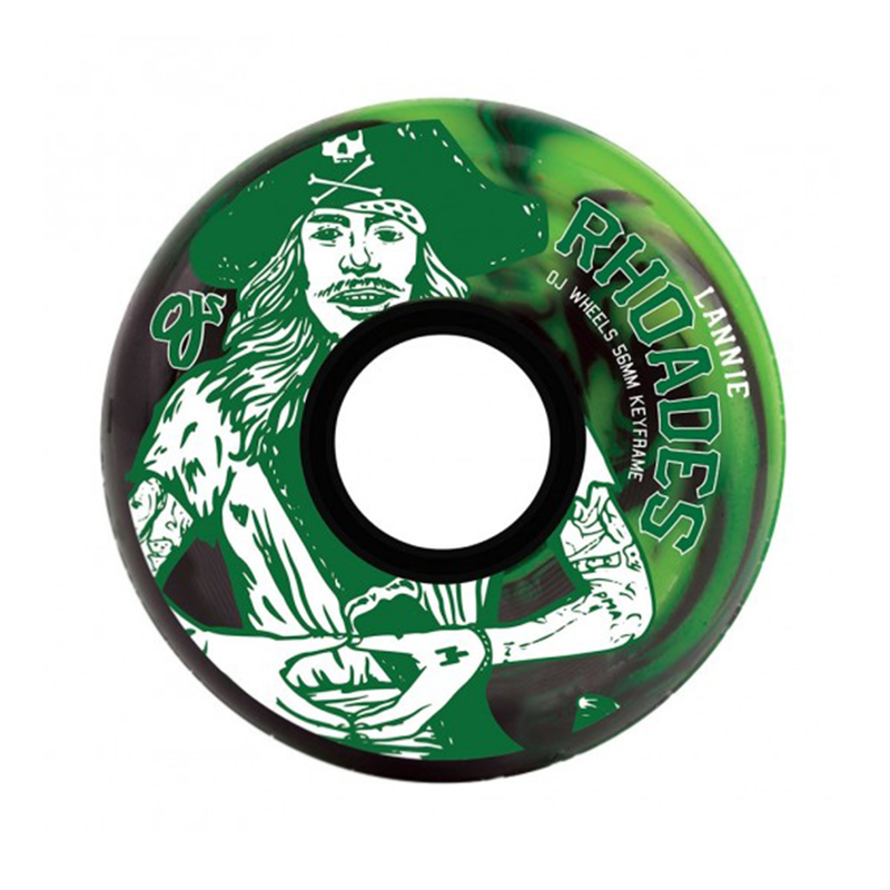 Oj's Lannie Rhoades Wheels Product Photo