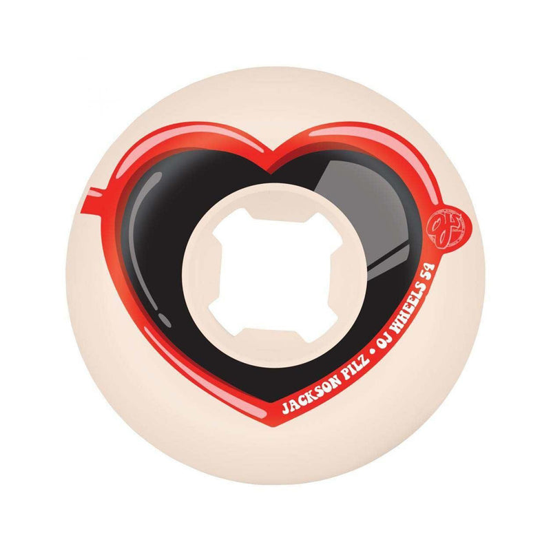 Oj's OJ Pilz Heart 101 Wheels - 54mm Product Photo