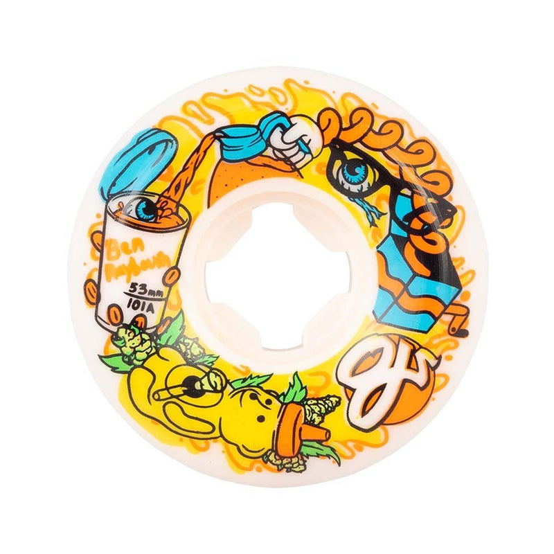 Oj's OJ Raybourne Honey 101 Wheels Product Photo