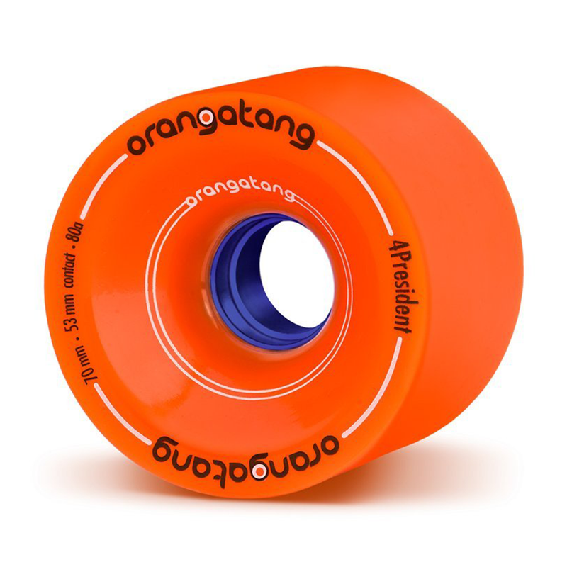 Orangatang 4 President Wheels 77A Product Photo