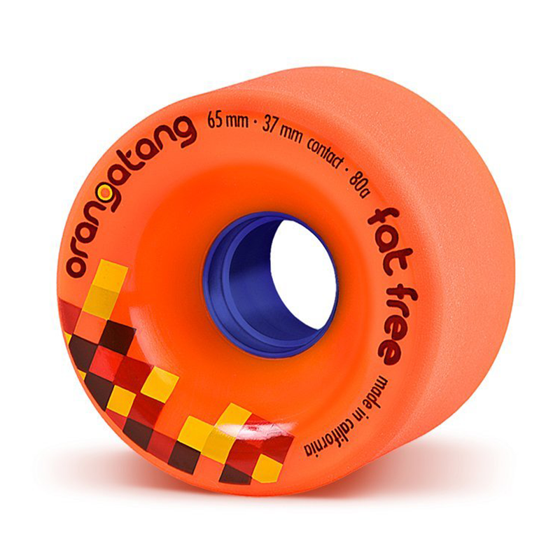 Orangatang Fat Free Wheels 80A Product Photo