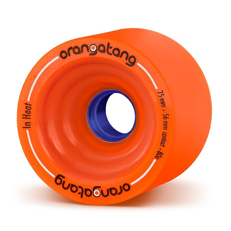 Orangatang In Heat Wheels 77A Product Photo