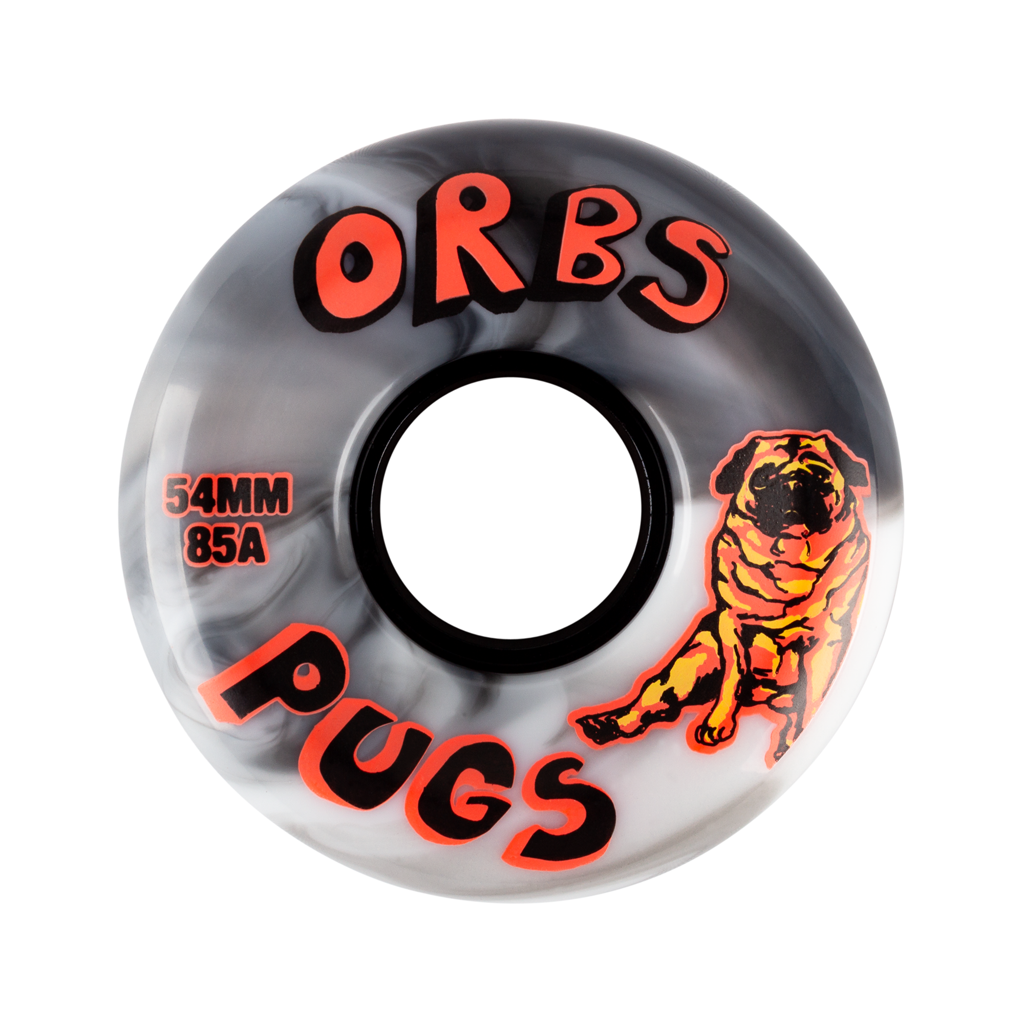 Welcome Orbs Pugs Wheels Product Photo #1