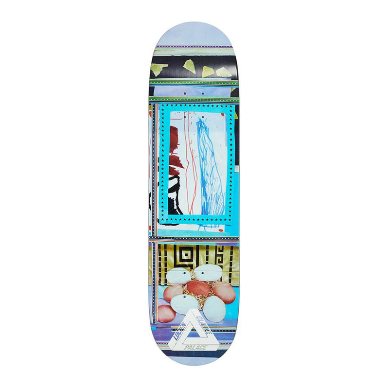 Palace Clarke S22 Deck Product Photo