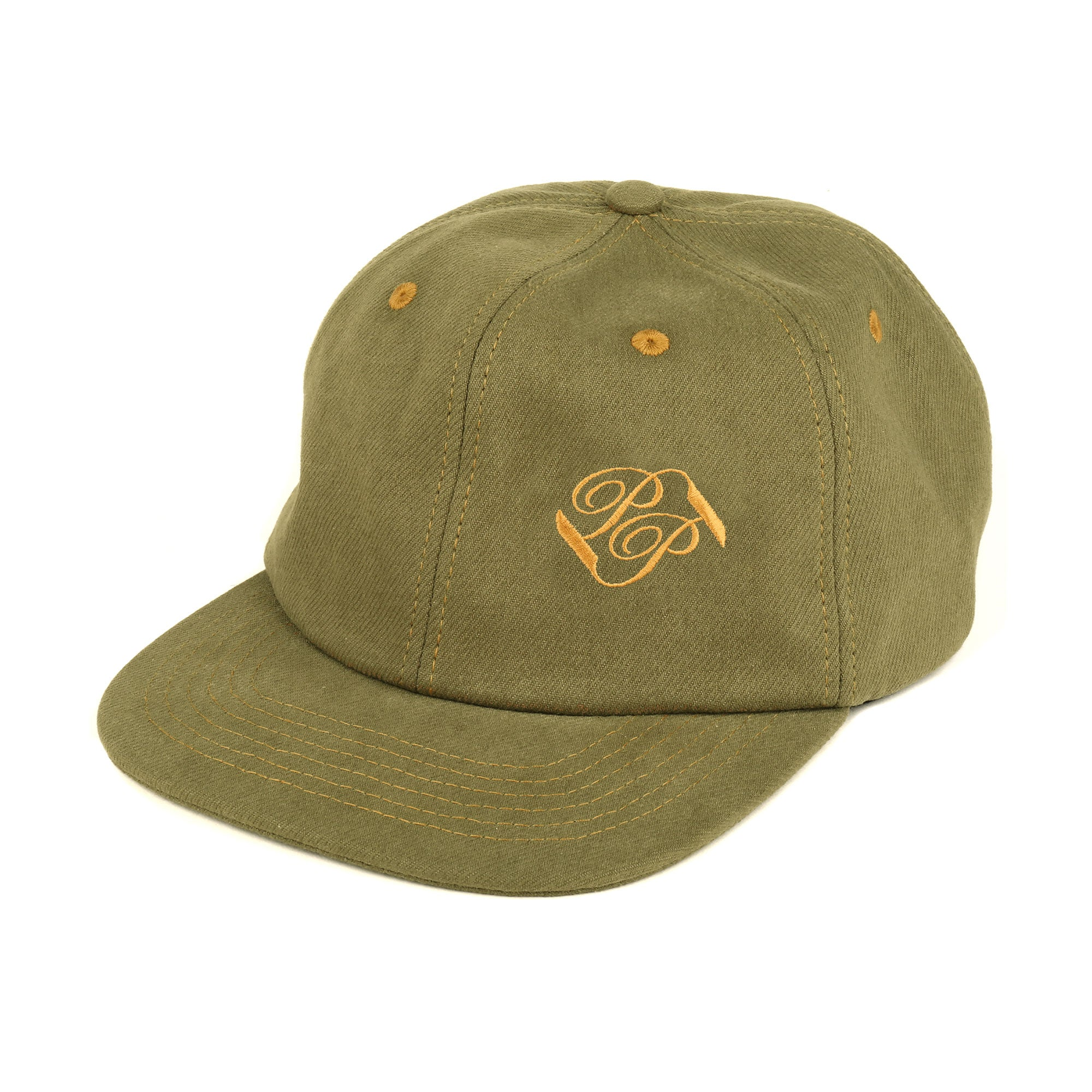 Passport Banner 6 Panel Cap Product Photo #1
