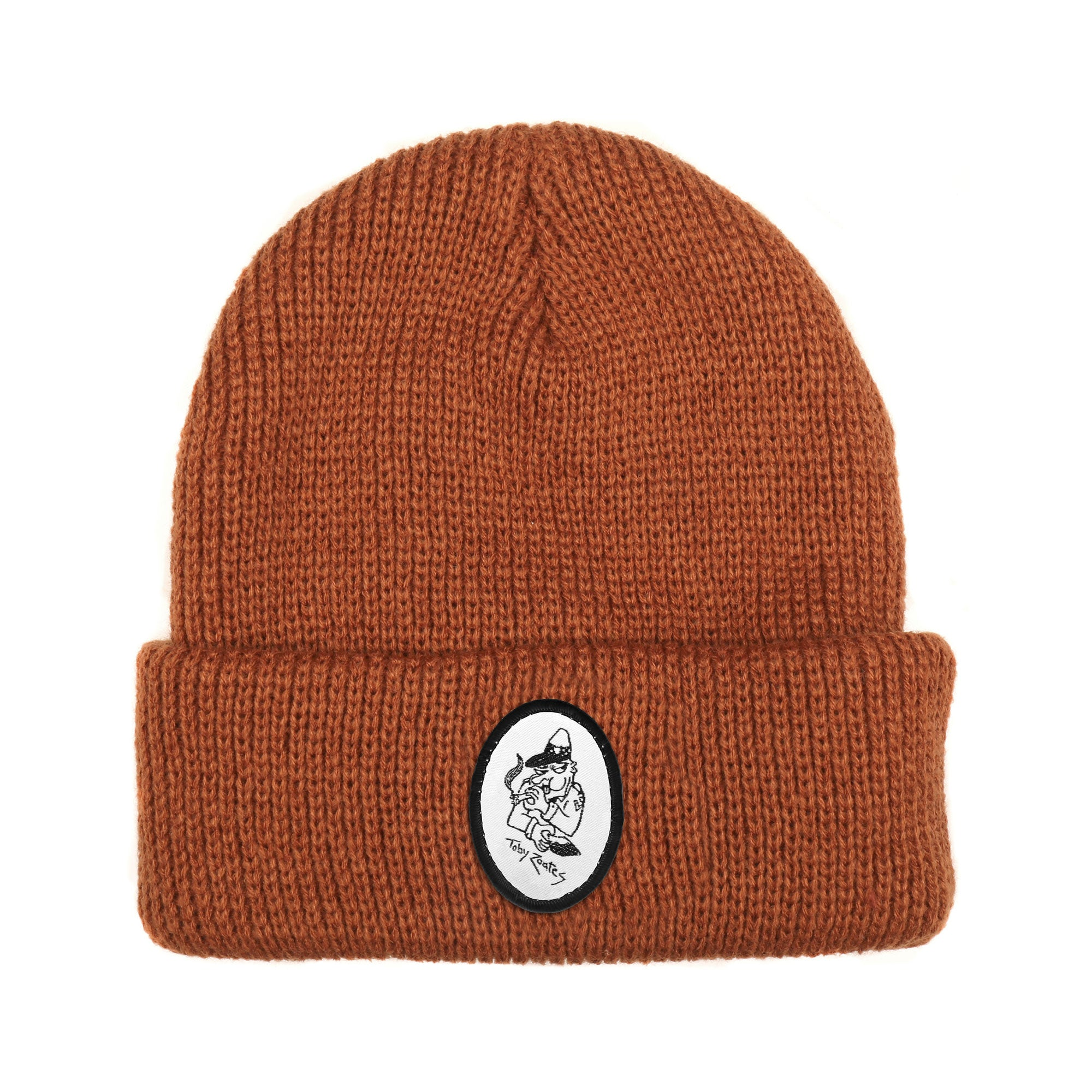 Passport Toby Zoates Copper Beanie Product Photo #1
