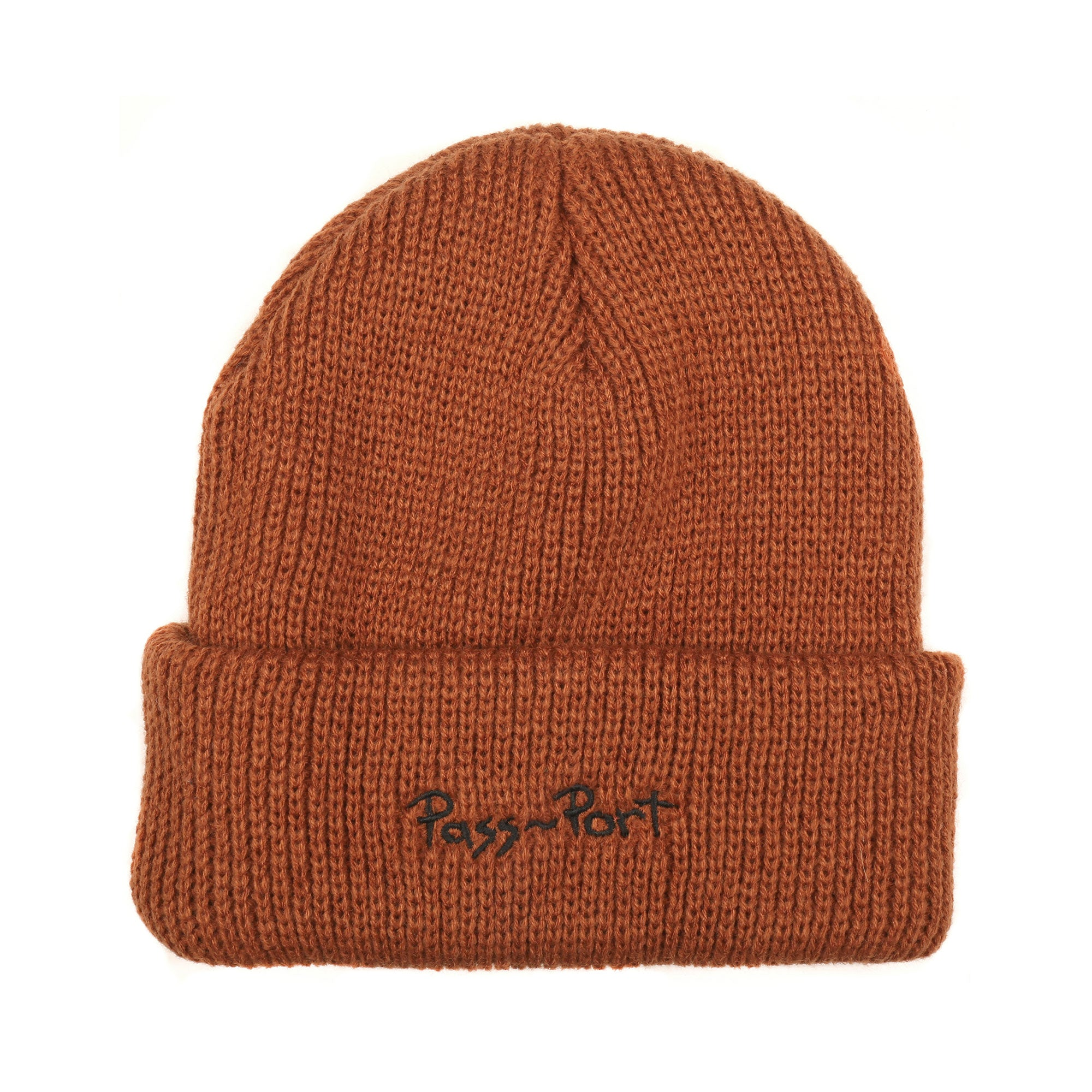 Passport Toby Zoates Copper Beanie Product Photo #2