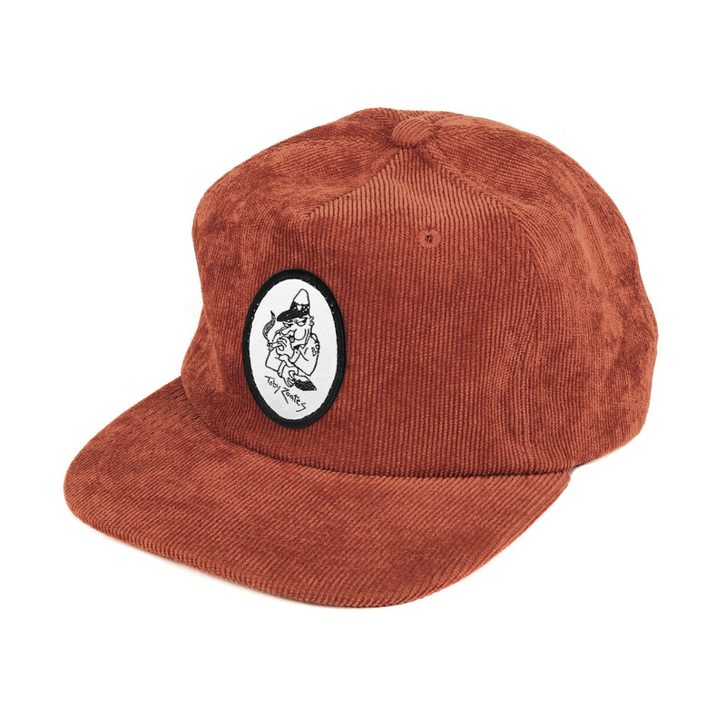 Passport Toby Zoates Copper 5 Panel Cap Product Photo