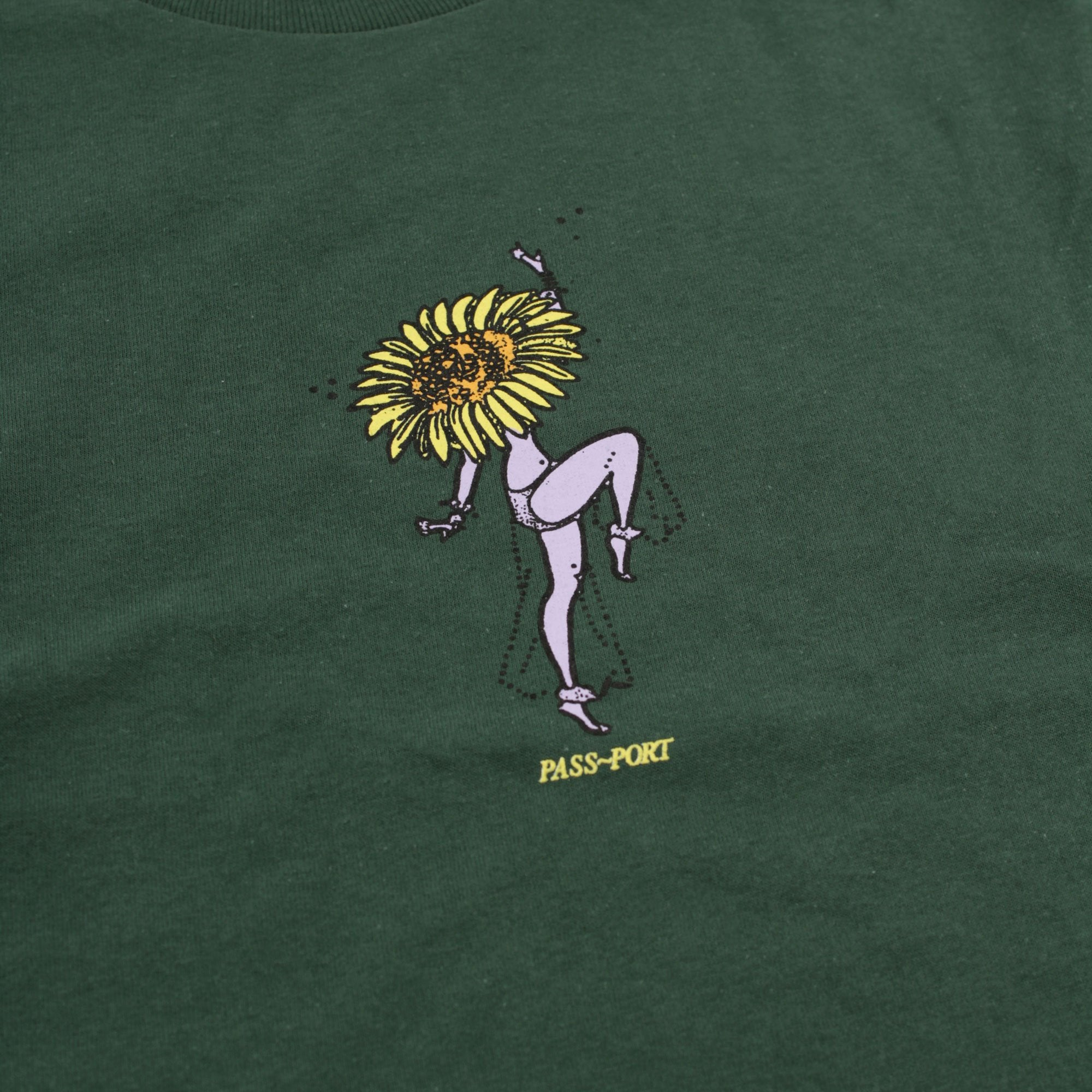 Passport Floral Dancer Tee Product Photo #2