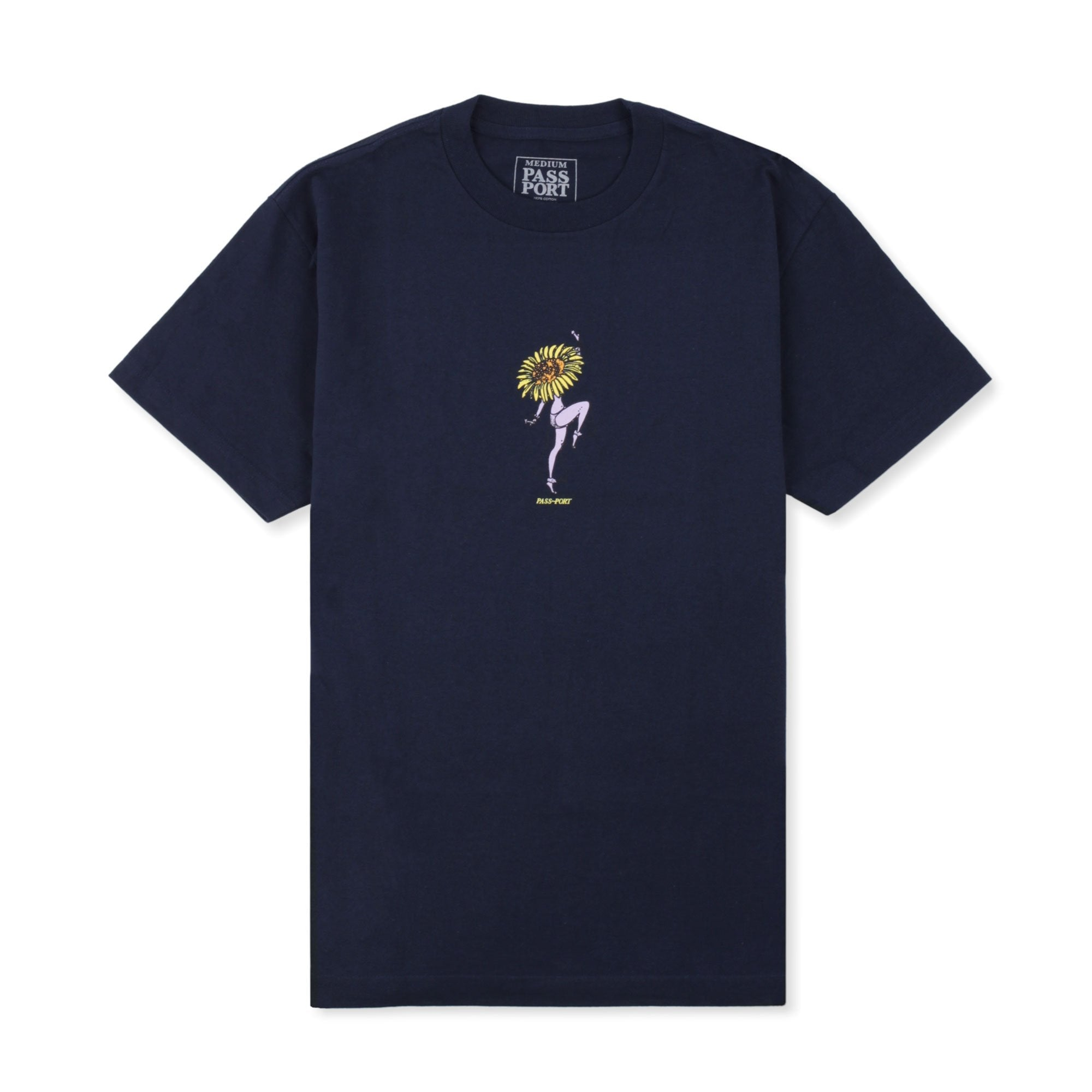 Passport Floral Dancer Tee Product Photo #1